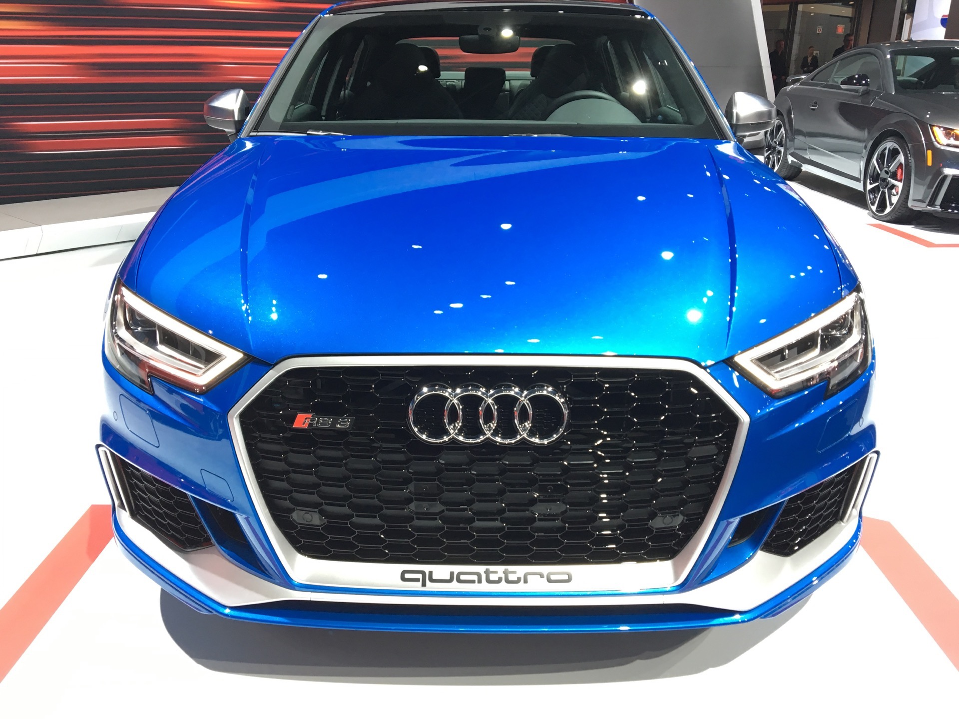 2017 nyias audi rs3 sedan to take on bmw m2. Black Bedroom Furniture Sets. Home Design Ideas