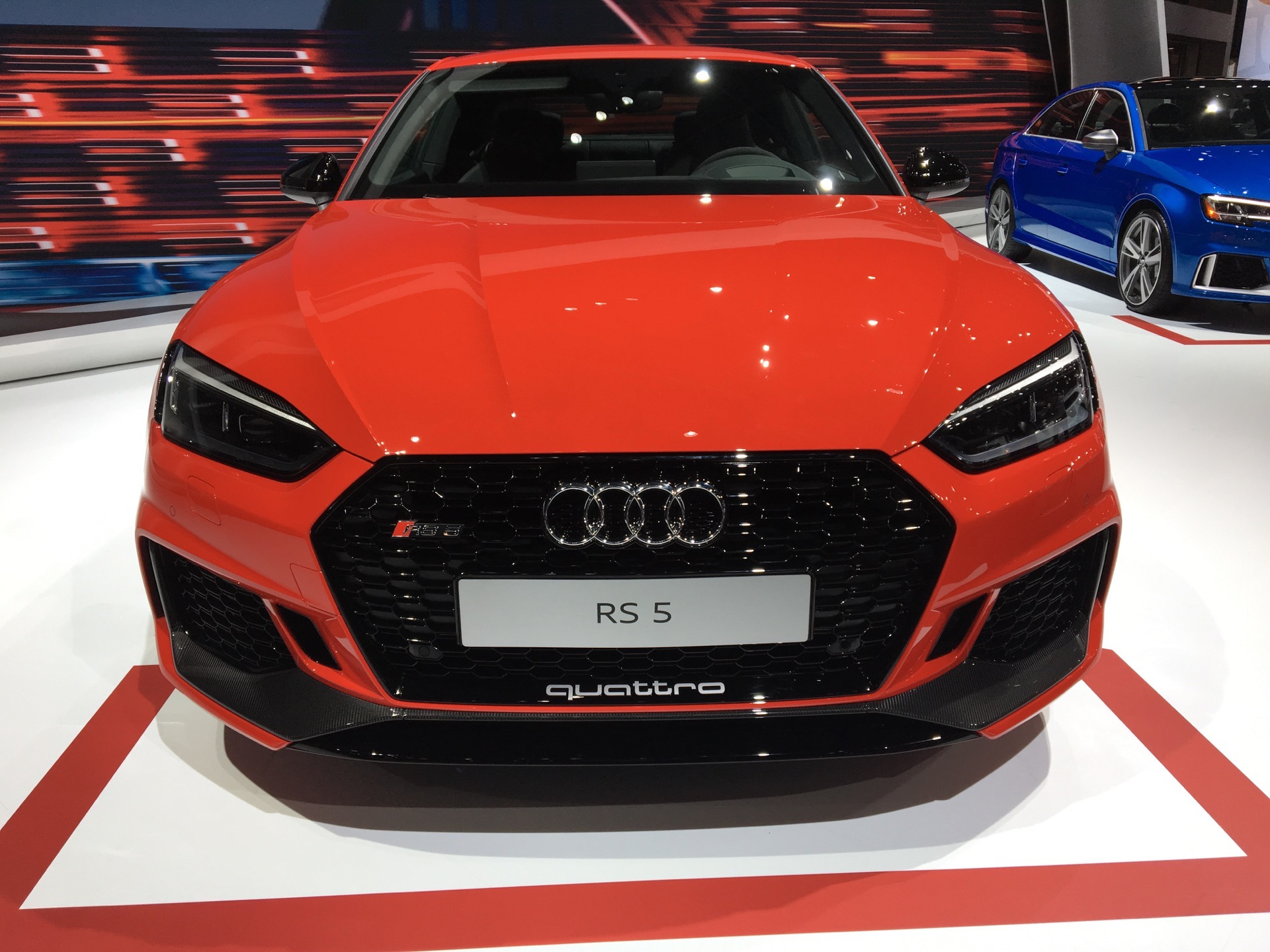 How Does The New Audi RS Compare With The BMW M Competition Package - Audi r5