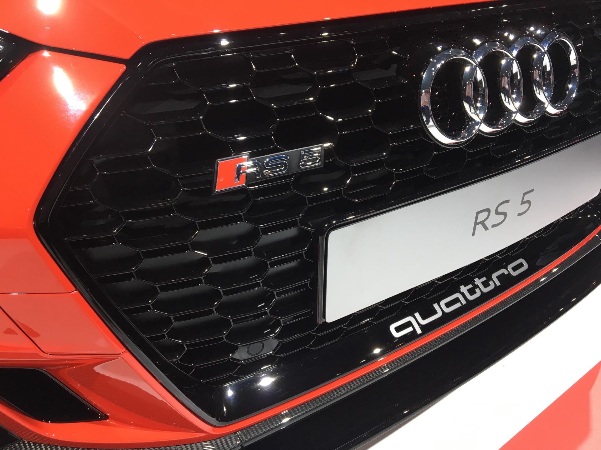 2018 Audi RS53