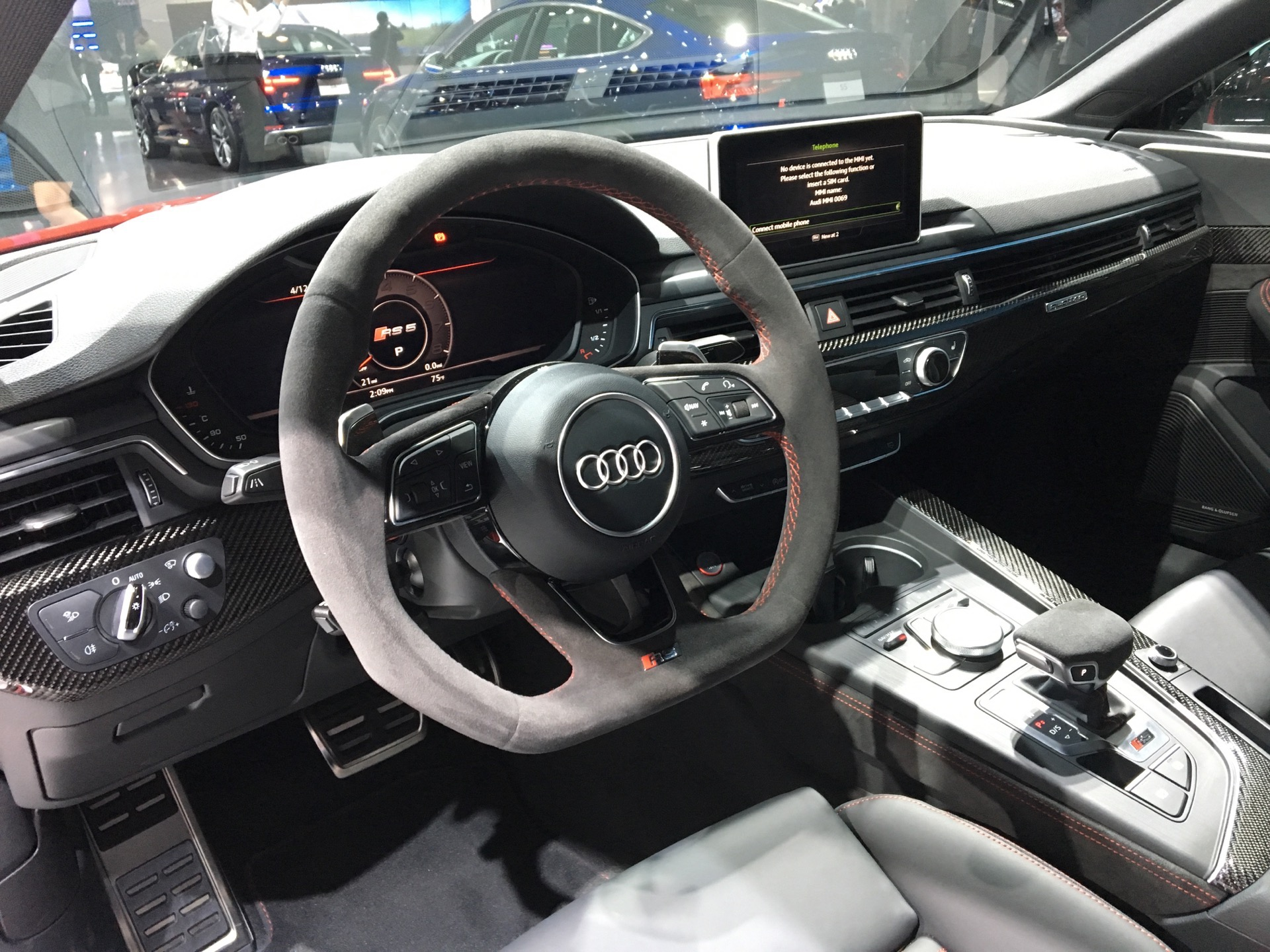 2017 Nyias Audi Rs5 Coupe