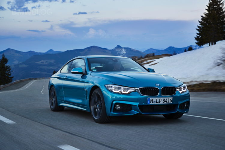 2018 BMW 4 Series Coupe test drive 08 750x500