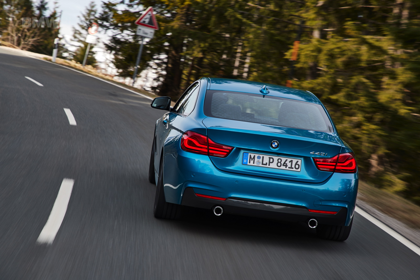 FIRST DRIVE: 2018 BMW 440i Coupe