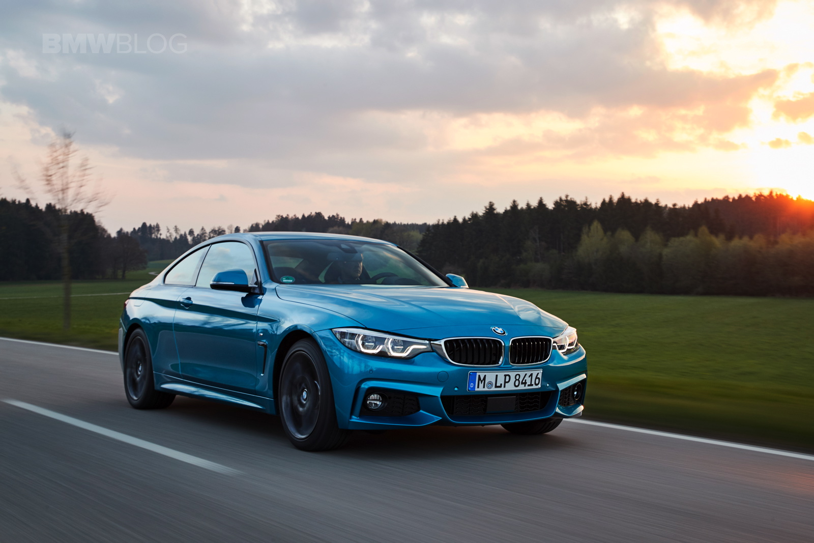 2018 BMW 4 Series Coupe test drive 25