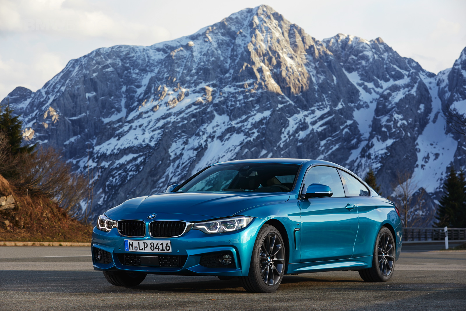 2018 BMW 4 Series Coupe test drive 27 1