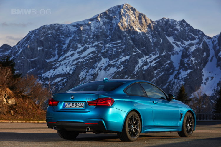 2018 BMW 4 Series Coupe test drive 28 750x500