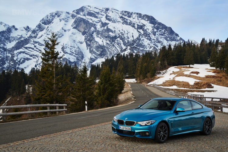 2018 BMW 4 Series Coupe test drive 33 750x500
