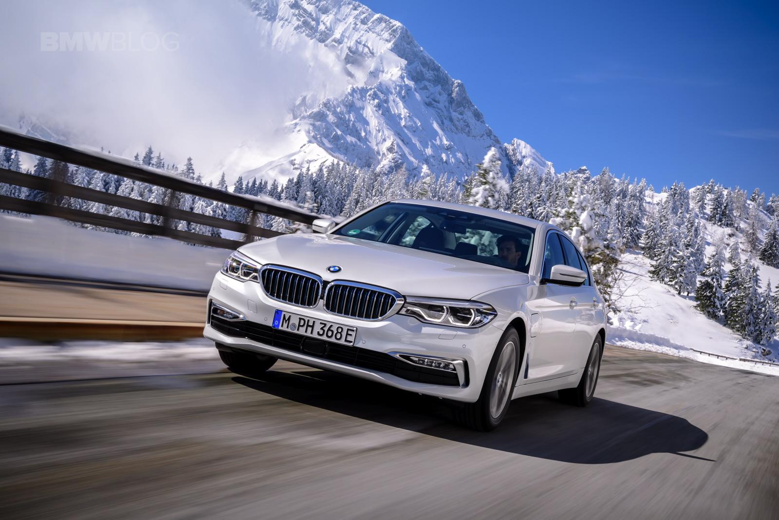 2018 BMW 530e test drive 06