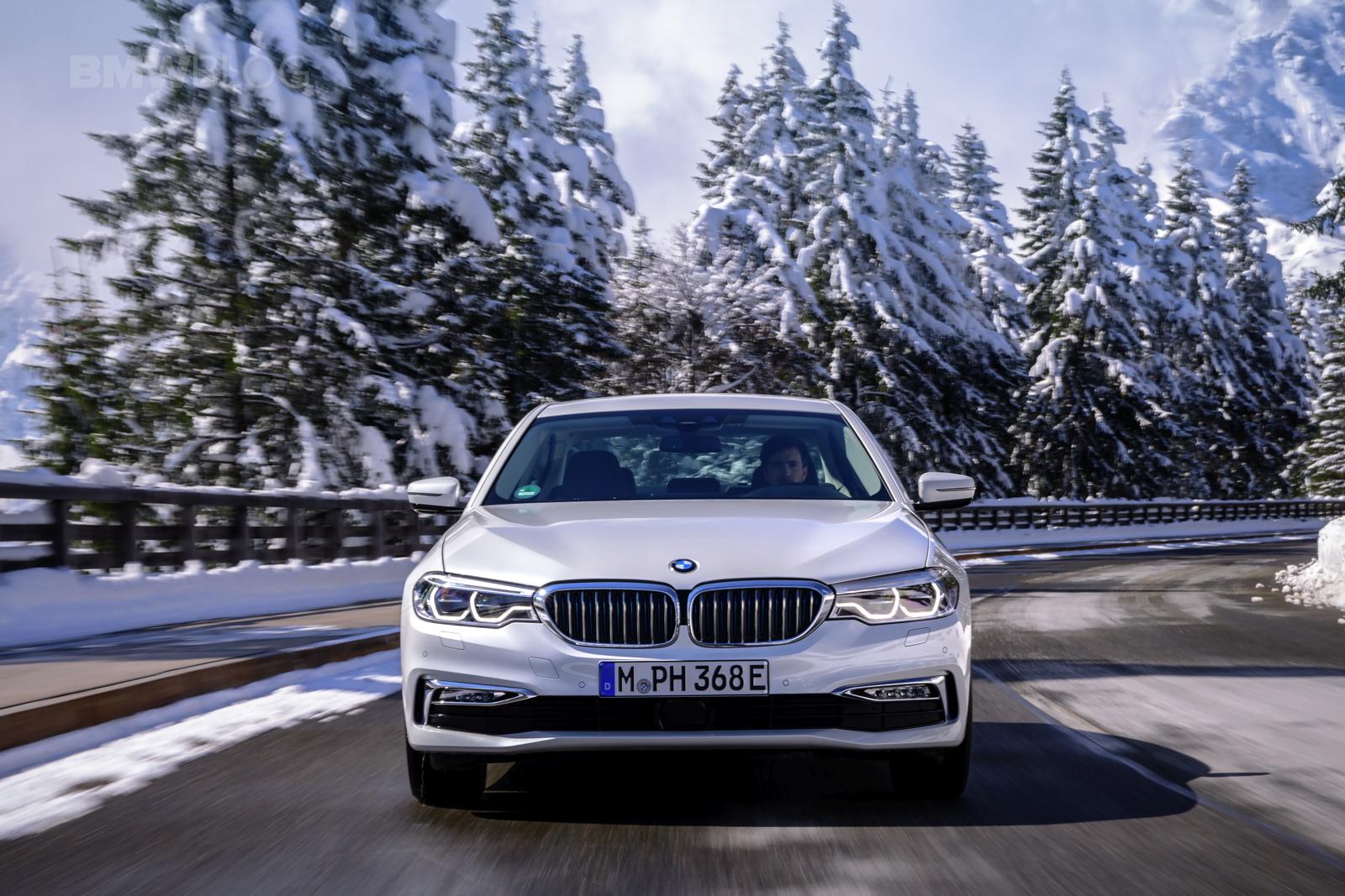 2018 BMW 530e test drive 10