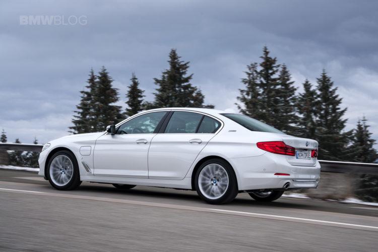 2018 BMW 530e test drive 12 750x500