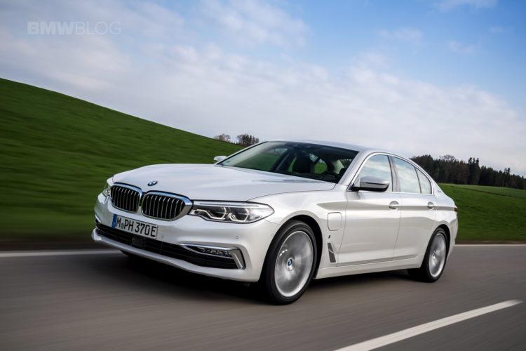 2018 BMW 530e test drive 21 750x500