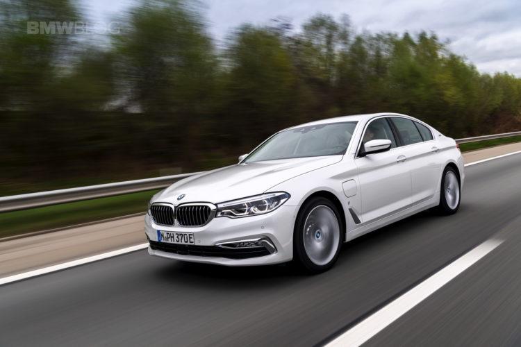 2018 BMW 530e test drive 24 750x500
