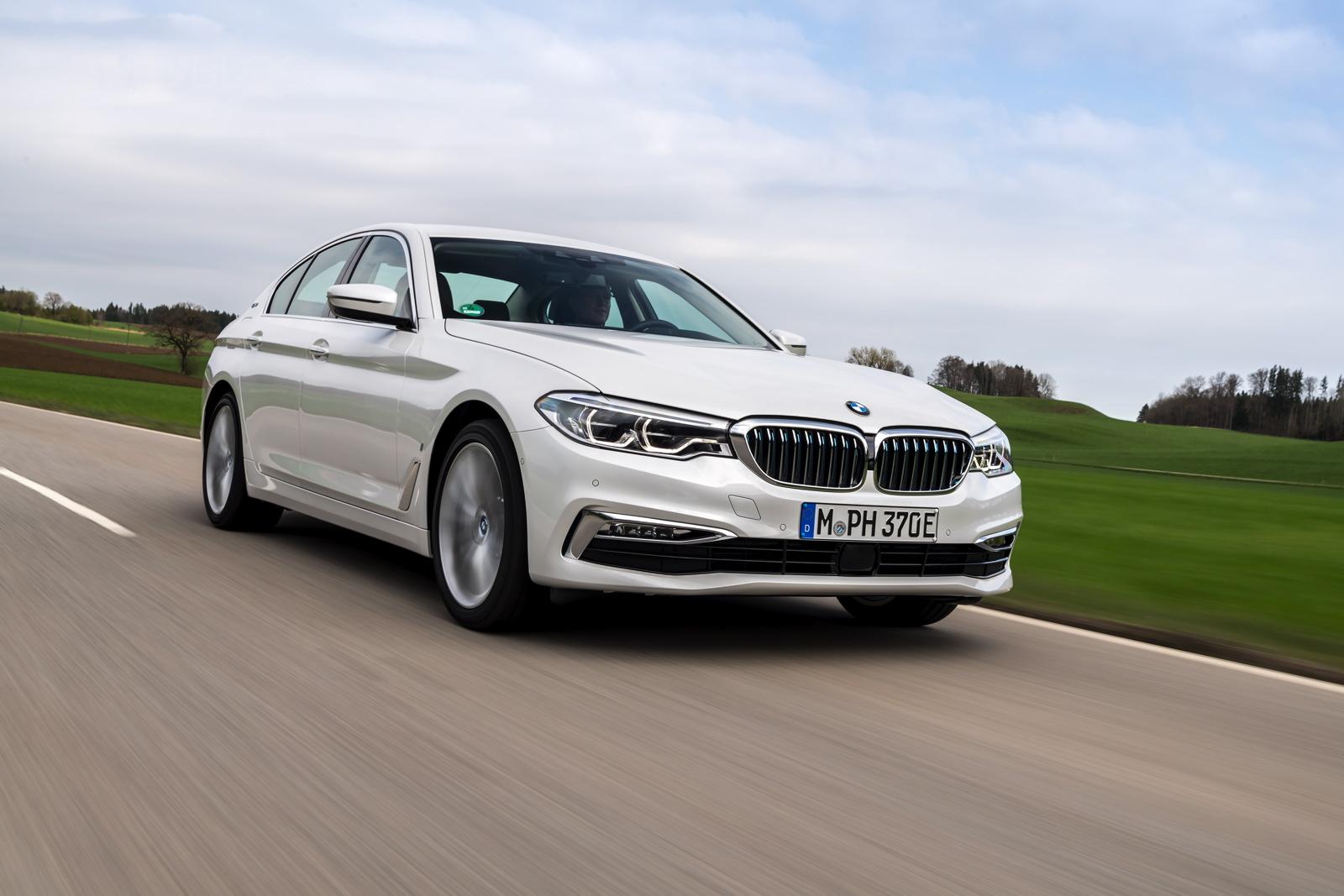 2018 BMW 530e test drive 27