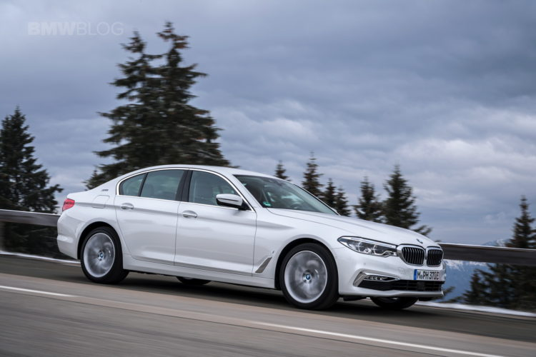 Bmw 530e Iperformance Has Two Motors One Electric And Petrol The Motor Is A 2 0 Liter Twin Turbocharged Four Cylinder Engine