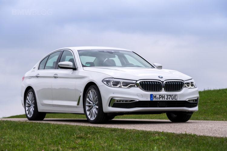 2018 BMW 530e test drive 41 750x500