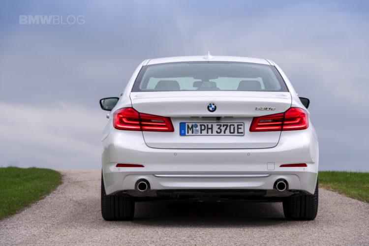 2018 BMW 530e test drive 44 750x500