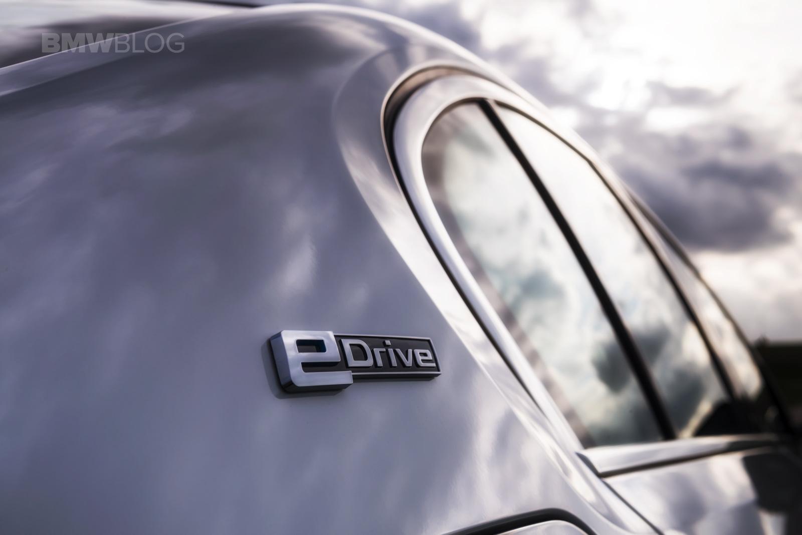 2018 BMW 530e test drive 49