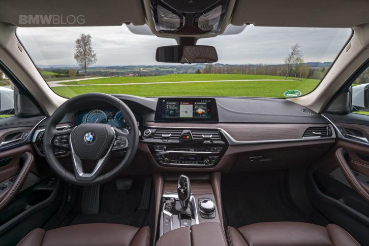 2018 BMW 530e test drive 50 750x499