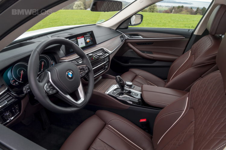 2018 BMW 530e test drive 57 750x500