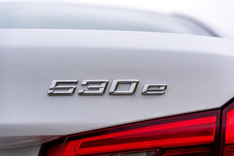 2018 BMW 530e test drive 59 750x500