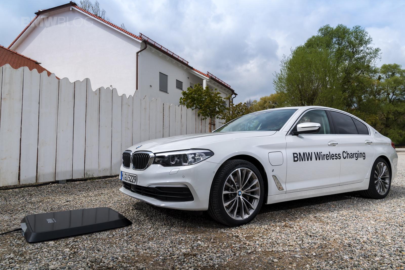 2018 BMW 530e test drive 61