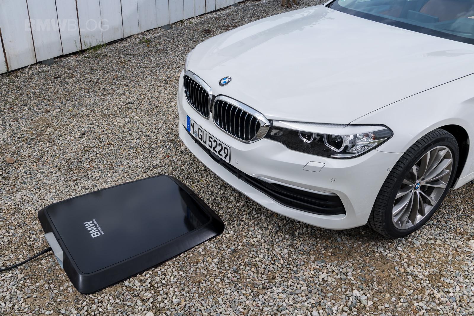 2018 BMW 530e test drive 64