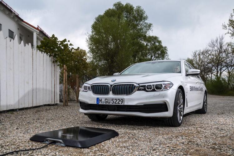2018 BMW 530e test drive 65 750x500