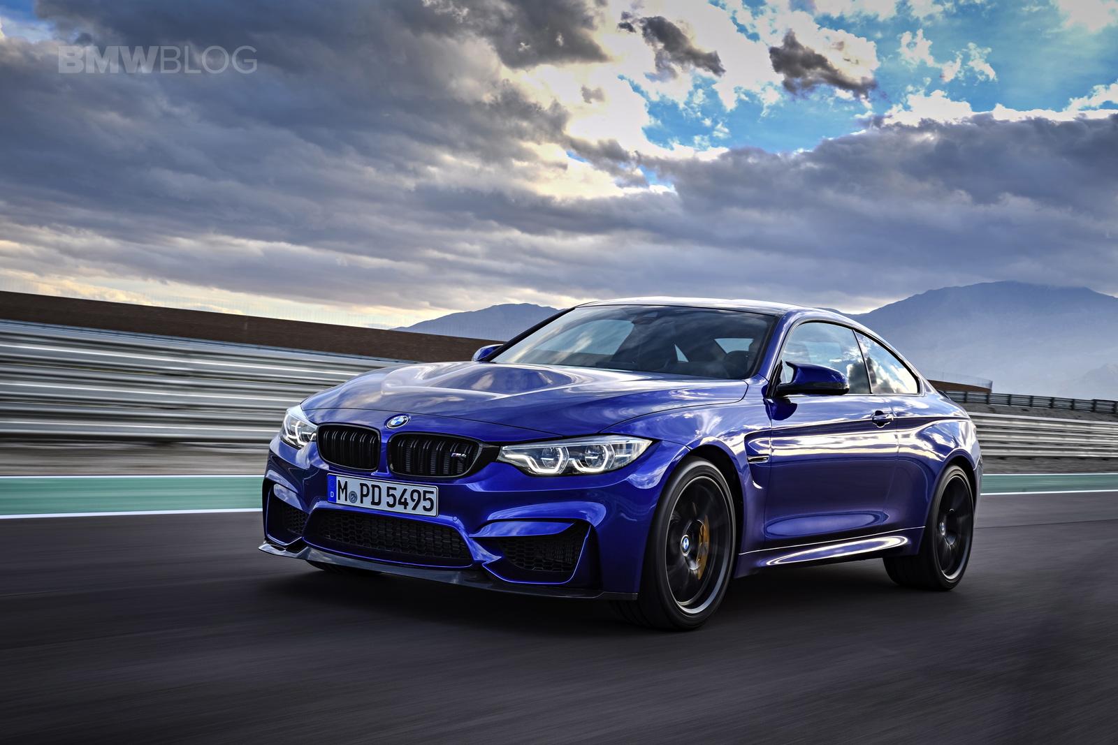 2018 BMW M4 CS 13