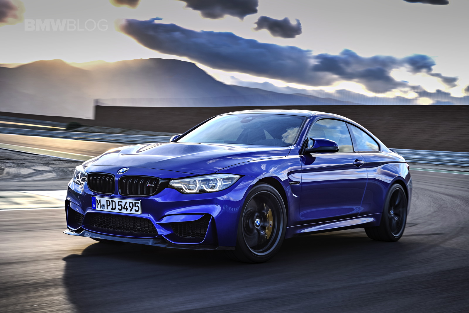 World Premiere Bmw M4 Cs The