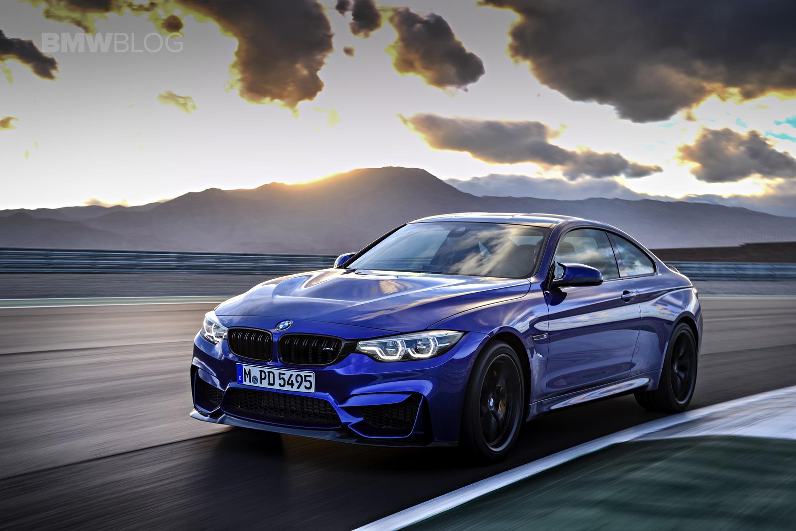 2018 BMW M4 CS 28