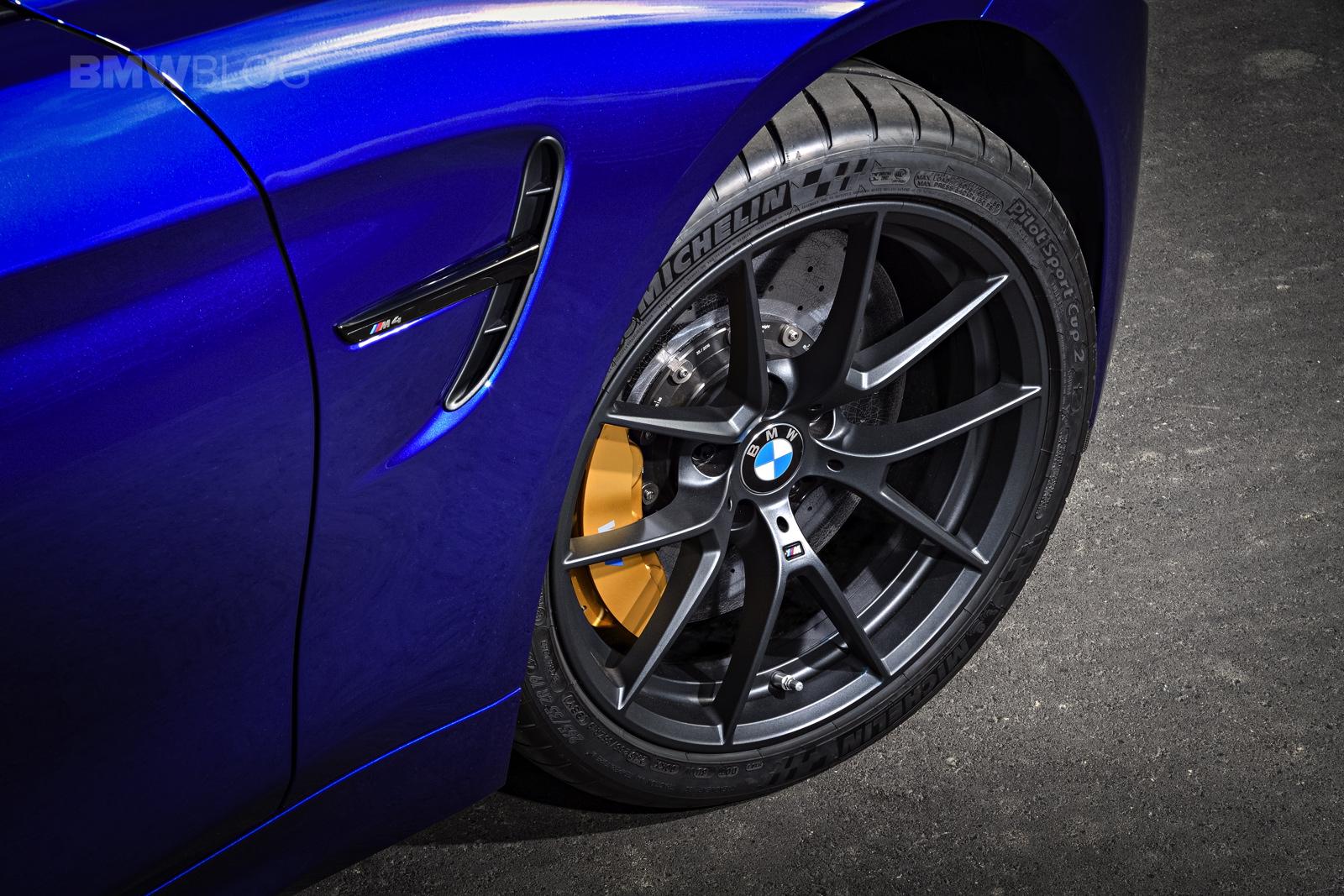 WORLD PREMIERE: BMW M4 CS -- The Goldilocks Edition