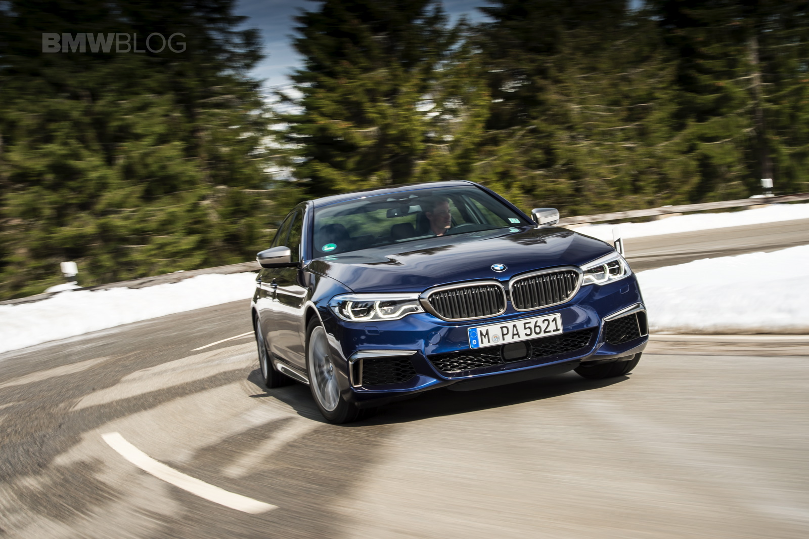 2018 BMW M550i xDrive test 03