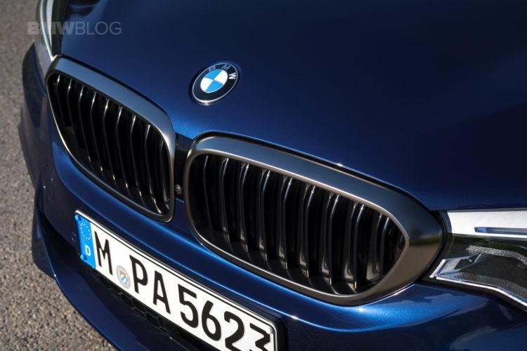 2018 BMW M550i xDrive test drive 43 750x500