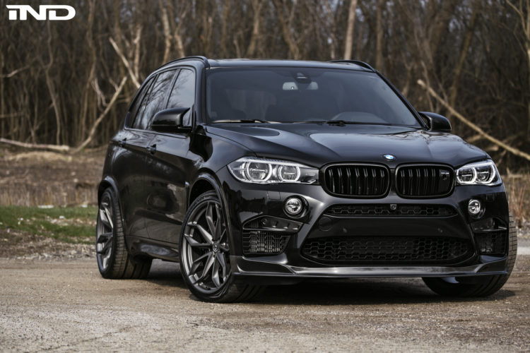 A Menacing Clean BMW X5 M Build By iND Distribution Image 1 750x500