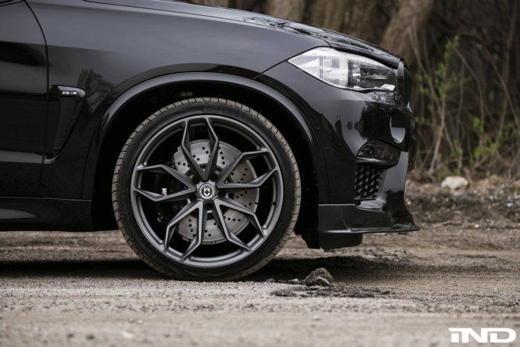 A Menacing Clean BMW X5 M Build By iND Distribution Image 9 750x500