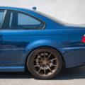 A Mystic Blue BMW E46 M3 Gets Aftermarket Goodies At European Auto Source 3 120x120