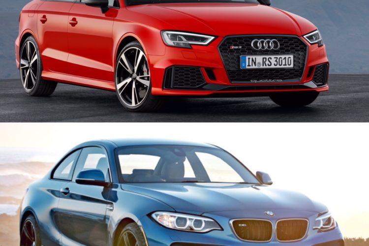 Audi RS3 Sedan vs BMW M21 750x500