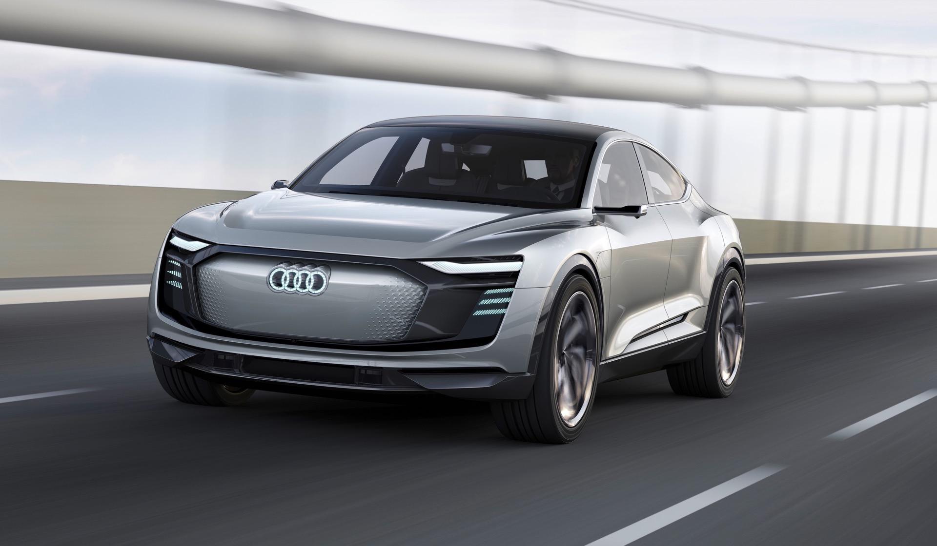 Audi e tron Sportback Concept 19