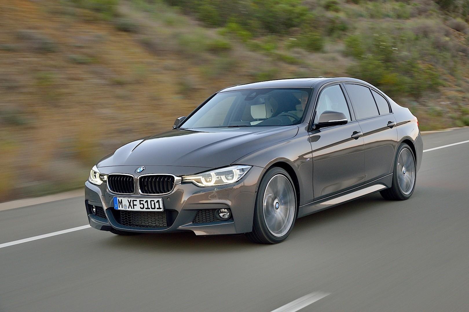 BMW 3 Series Seadan F30 LCI 5431 24