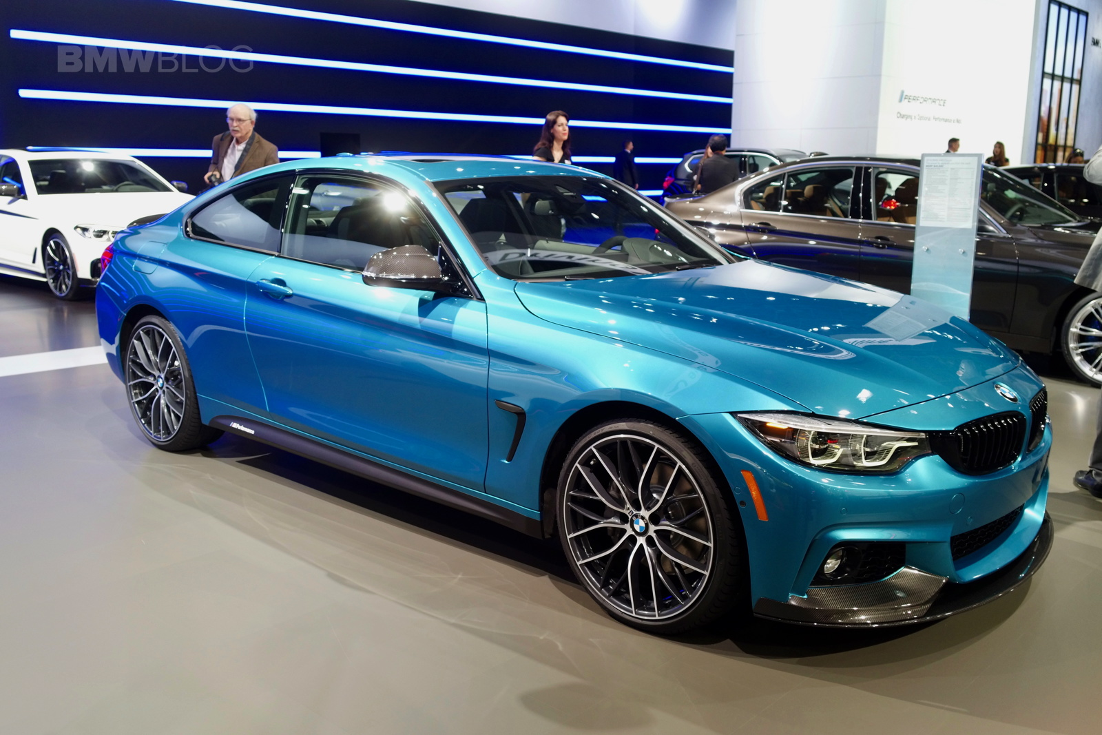 2019 Bmw 4 Series Will See A Price Increase Of 1 300