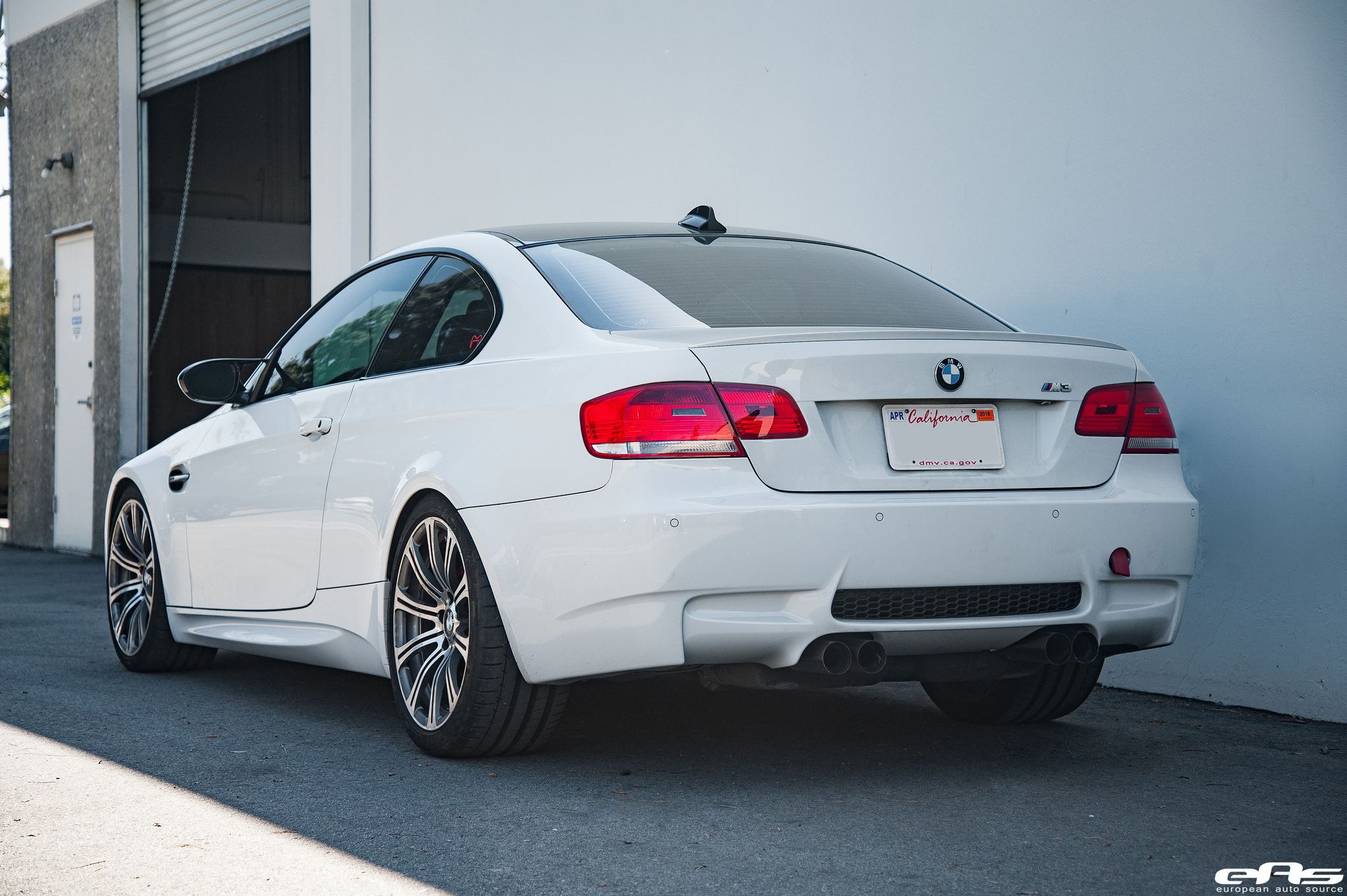BMW E92 M3 Gets Modded At European Auto Source 20