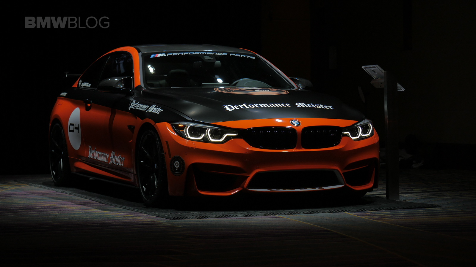 BMW M Performance Parts NAC 01