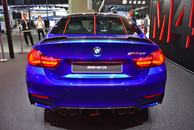 BMW M4 CS Shanghai Auto Show 02 750x505