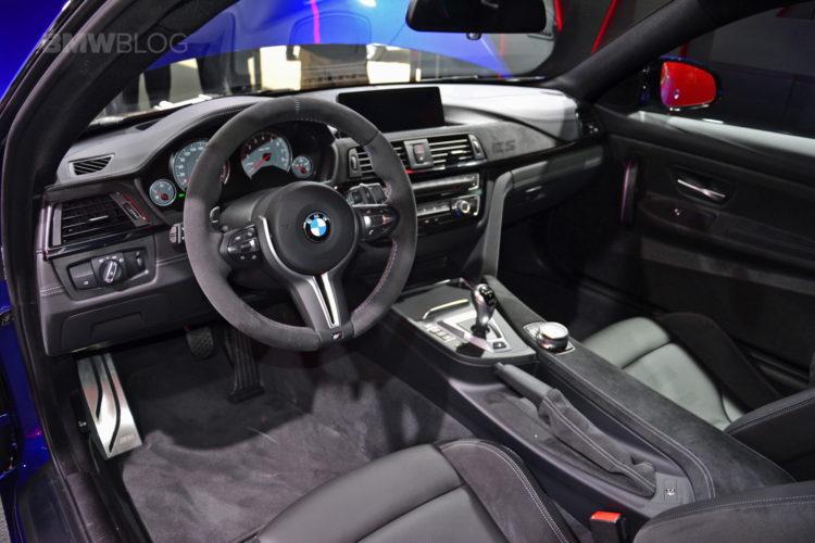 BMW M4 CS Shanghai Auto Show 08 750x500