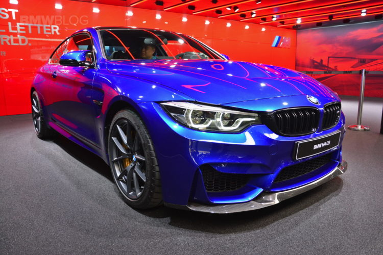 Exclusive Photos Of The New Bmw M4 Cs