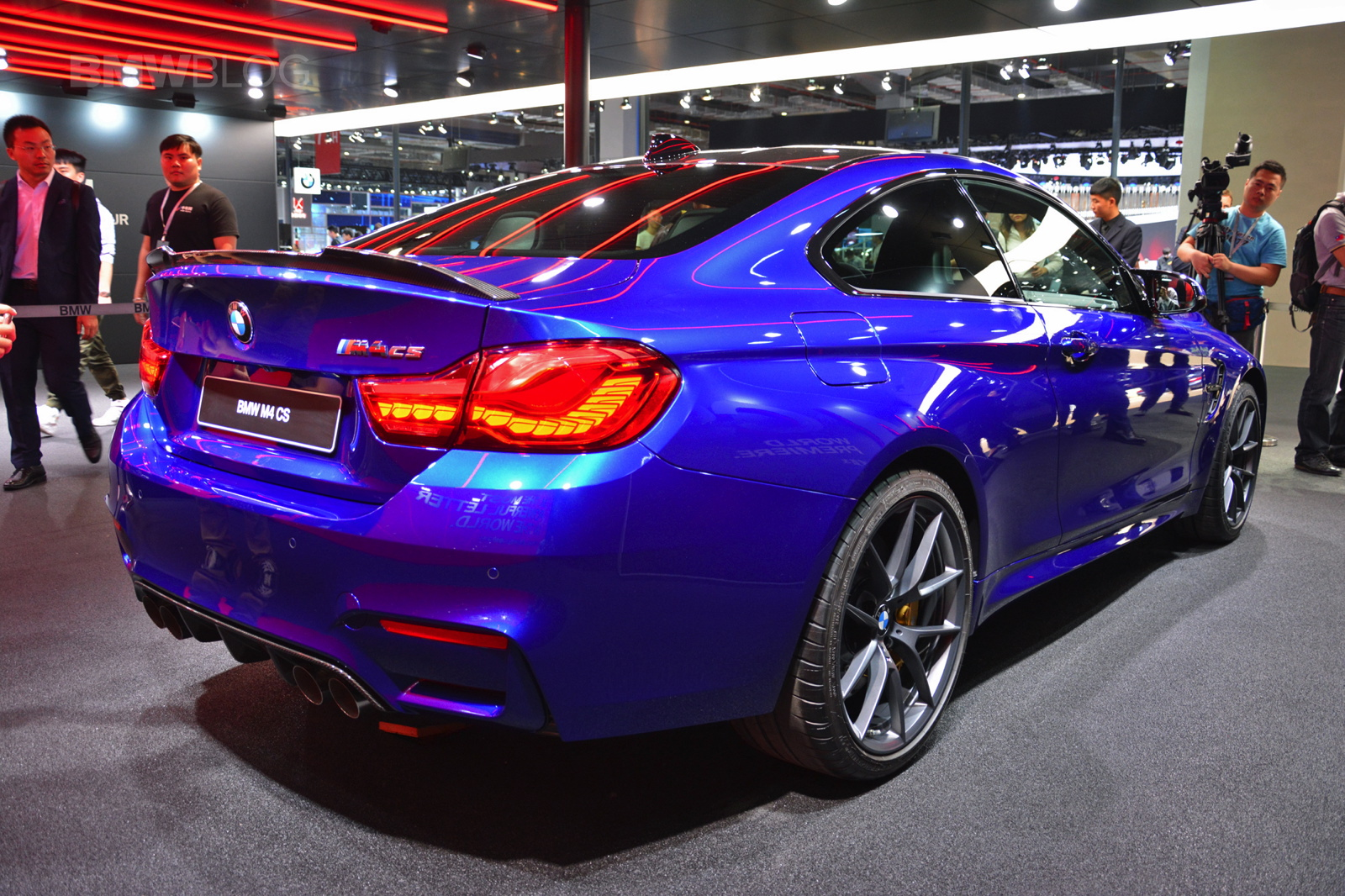 exclusive photos of the new bmw m4 cs. Black Bedroom Furniture Sets. Home Design Ideas