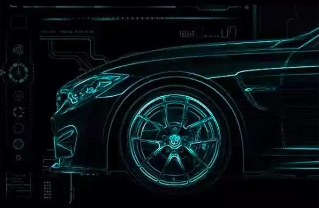 BMW M4 CS teaser