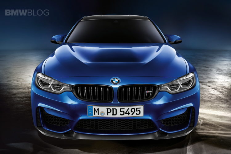 BMW M4 CS wallpapers 08 750x500
