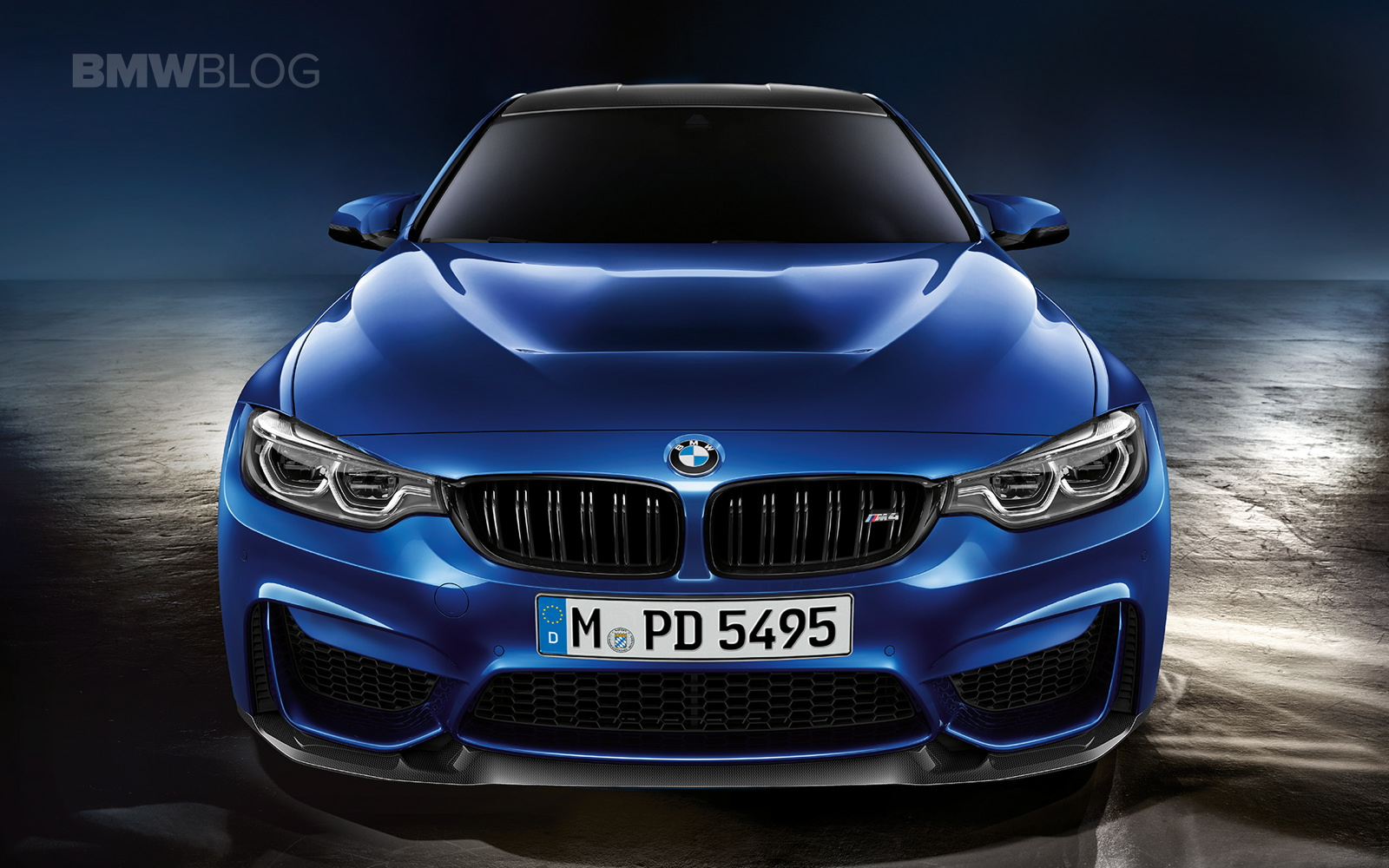 Wallpapers Bmw M4 Cs