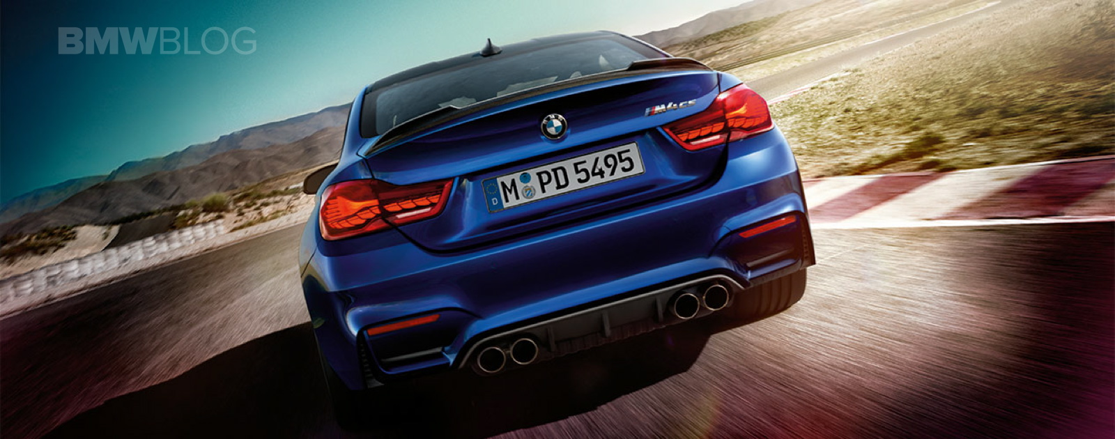 An Important Role In Setting Impressive Lap Time At The Nurburgring Nordschleife It Took M4 CS 7 Minutes And 38 Seconds To Famous Track