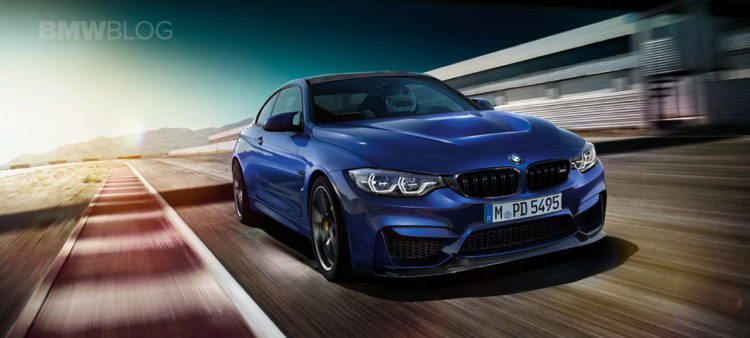 BMW M4 CS wallpapers 11 750x338